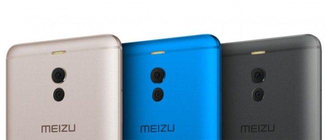 Meizu M6 цвета