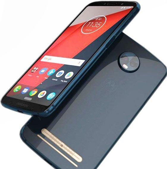 Смартфоны Motorola Moto Z3 и Moto Z3 Play — дата выхода, обзор