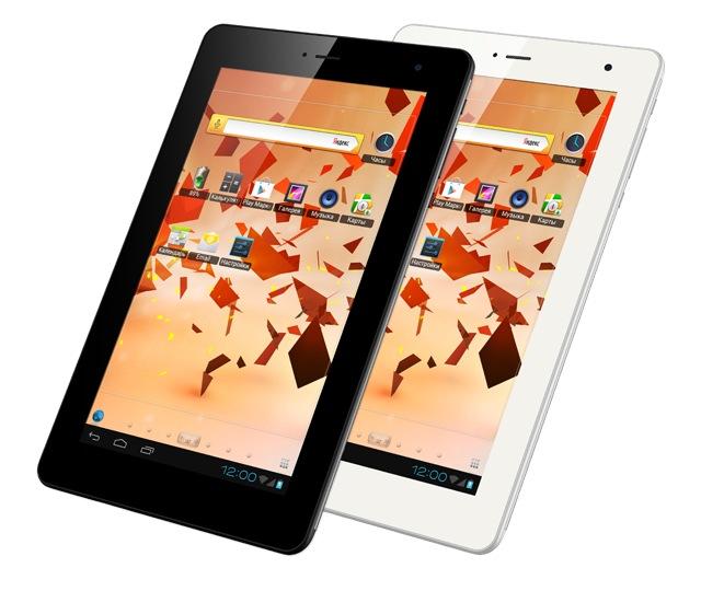 TeXet NaviPad TM-7055HD 3G — обзор и видео