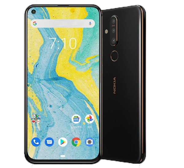 смартфон Nokia 6.2