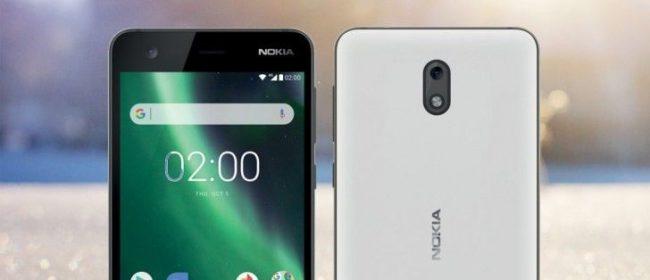 Nokia 2 камера