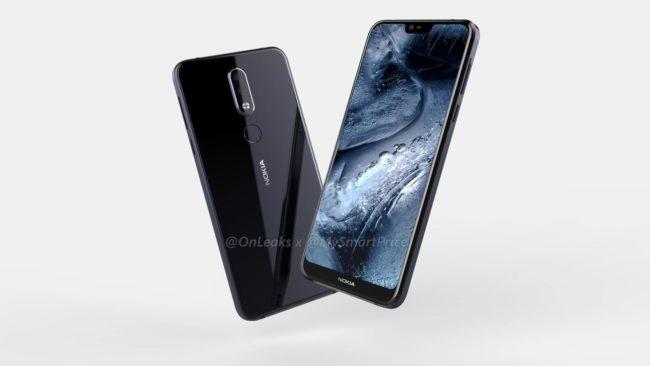 телефон Nokia 7.1
