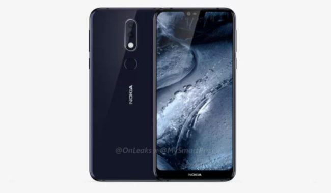 телефон Nokia 7.1 Plus