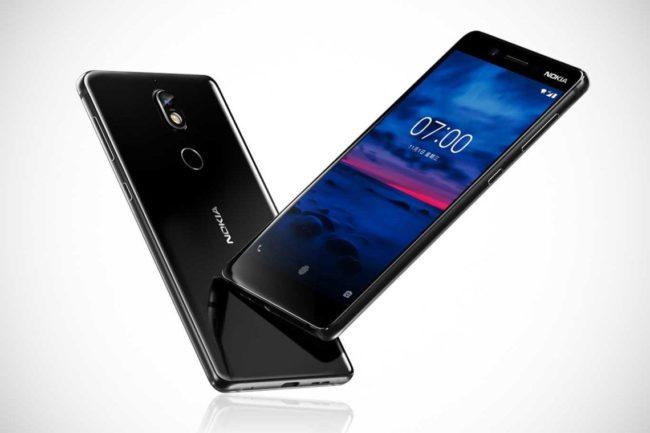 Nokia 7 Plus дисплей