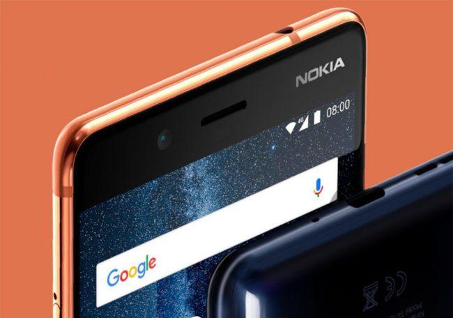 смартфон Nokia 7 Plus