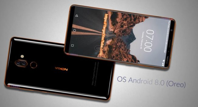 Nokia 7 Plus ОС
