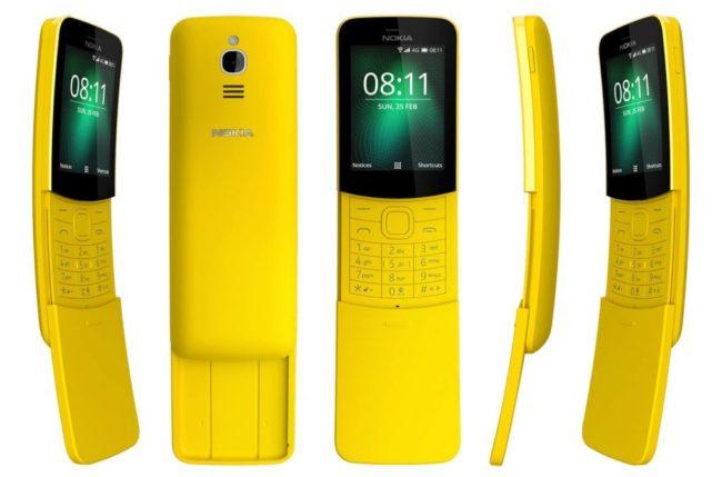 смартфон Nokia 8110 4G