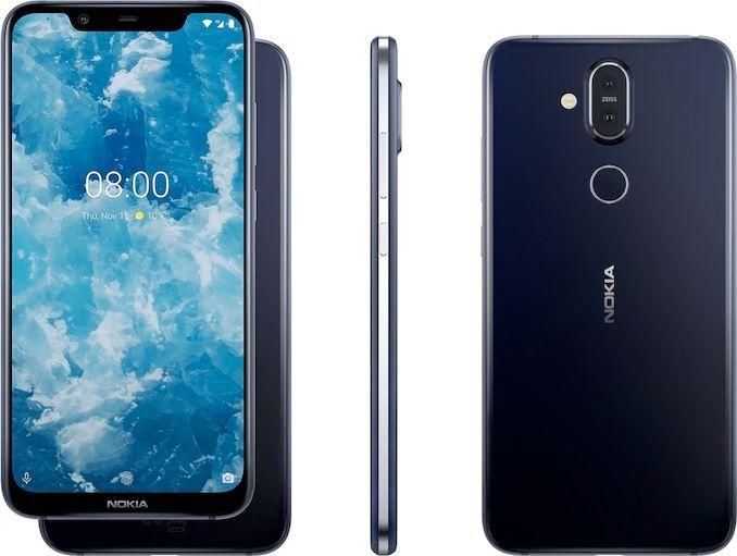 Смартфон Nokia 8.1 — дата выхода, обзор