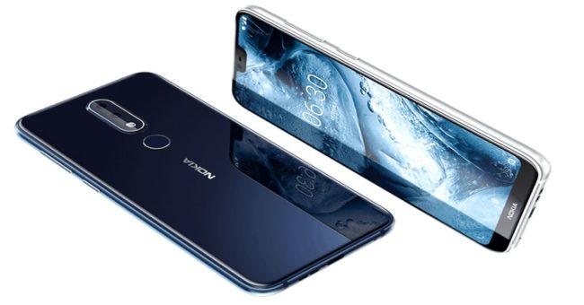 телефон Nokia X5