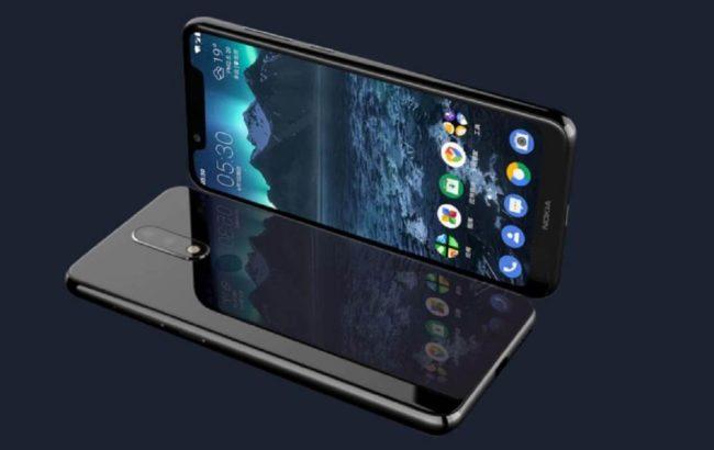 смартфон Nokia X5