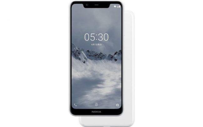 Nokia X5экран