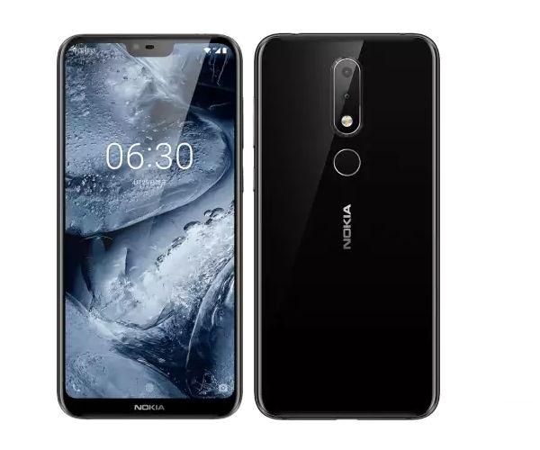 Nokia X6 камера