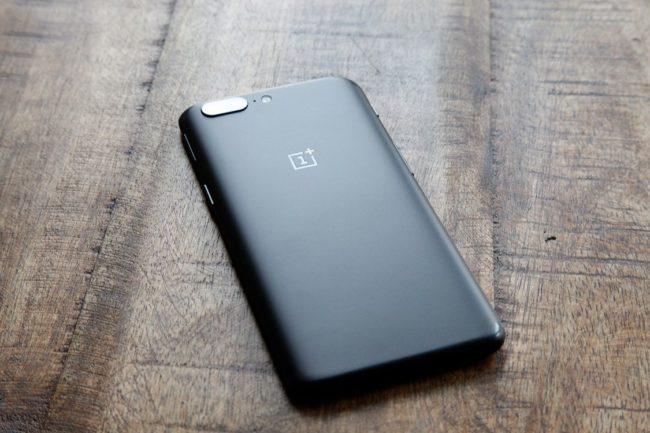 OnePlus 5t камера