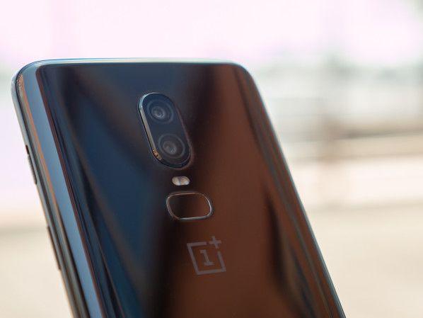 OnePlus 6T камера