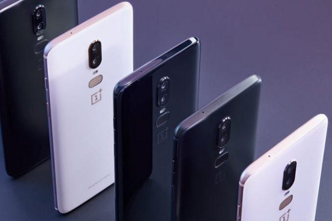 телефон OnePlus 6