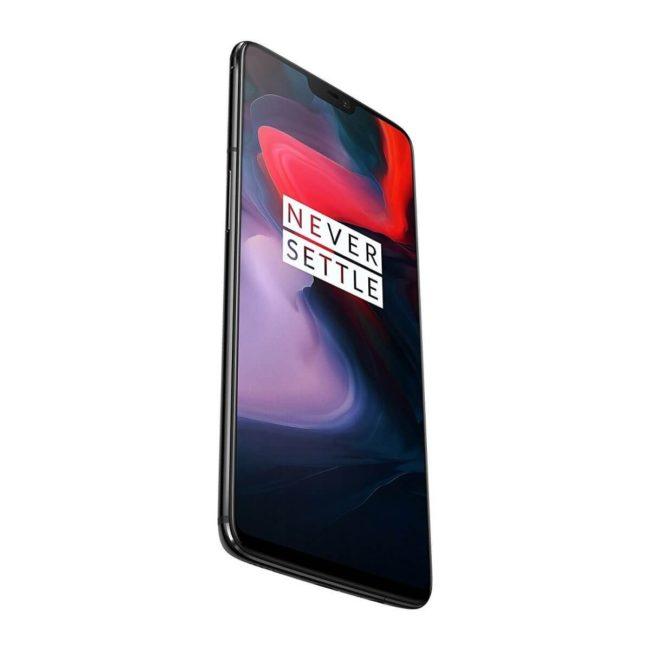 OnePlus 6 экран