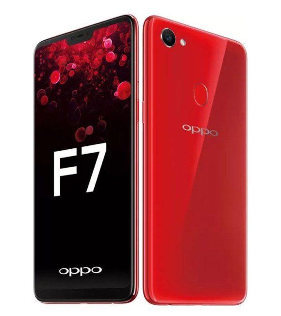 смартфон Oppo F7