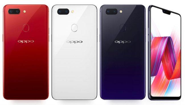 смартфон Oppo R15
