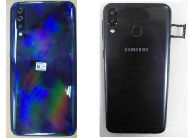 Samsung Galaxy A50 основная камера