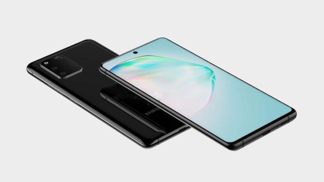 телефон Samsung Galaxy A91