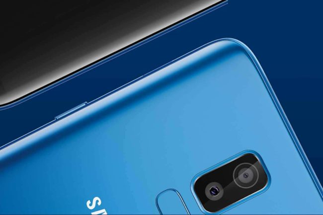 Samsung Galaxy M20 камера