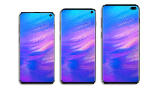 Samsung Galaxy S10 Plus экран