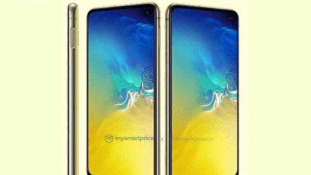 Смартфон Samsung Galaxy S10 Lite (S10e) — дата выхода, обзор