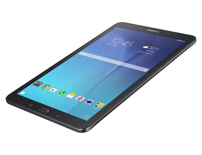 Samsung Galaxy Tab E 9.6 экран