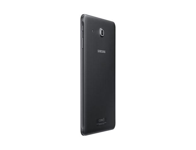 Samsung Galaxy Tab E 9.6 боковая грань