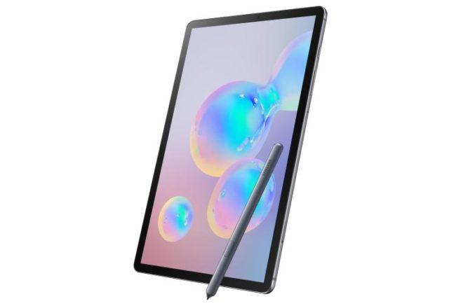 Samsung Galaxy Tab S6 5G внешний вид