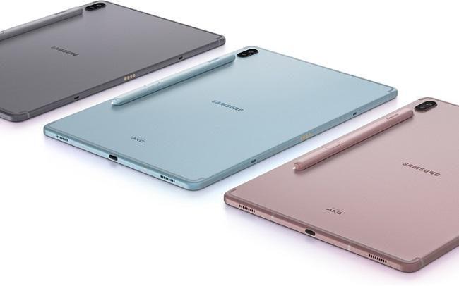 Samsung Galaxy Tab S6 5G технические характеристики