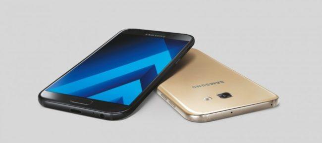 Samsung Galaxy A5 (2018) цвета