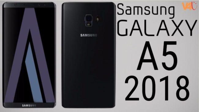 смартфон Samsung Galaxy A5 (2018)