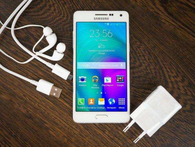 Samsung Galaxy A5 комплектация