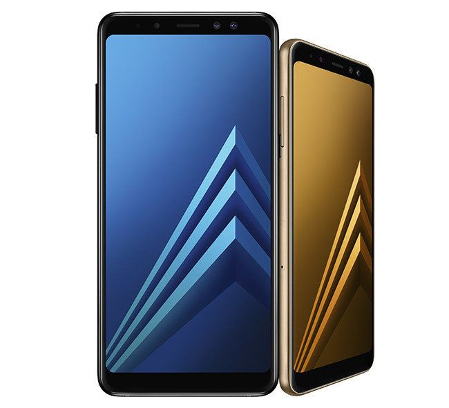 Смартфоны Samsung Galaxy A6/A6 Plus 2018  — дата выхода, обзор