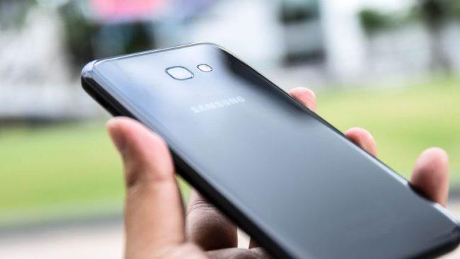 Samsung Galaxy A7 камера