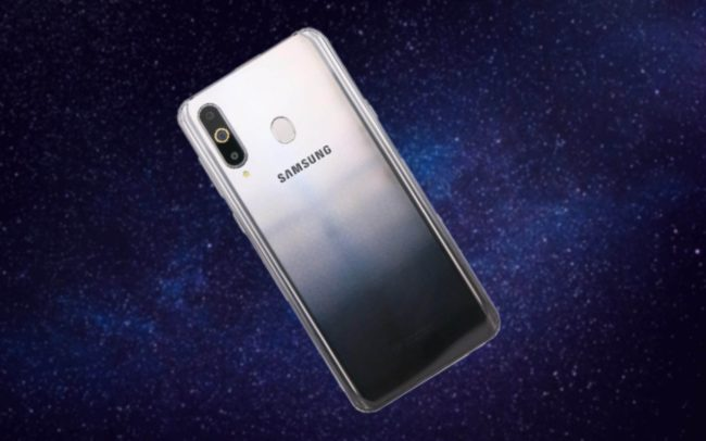 Samsung Galaxy A8S телефон