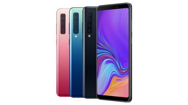 Samsung Galaxy A9 (2018) цвета