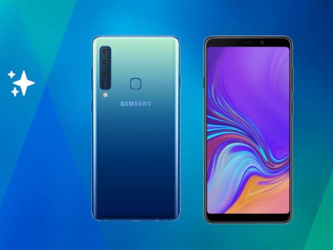 Samsung Galaxy A9 (2018) экран
