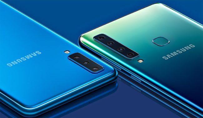 телефон Samsung Galaxy A9 (2018)