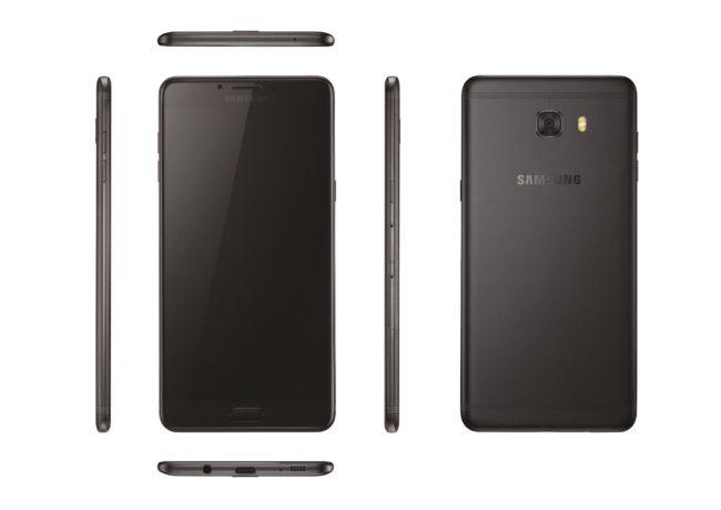 Обзор Samsung Galaxy C9 Pro