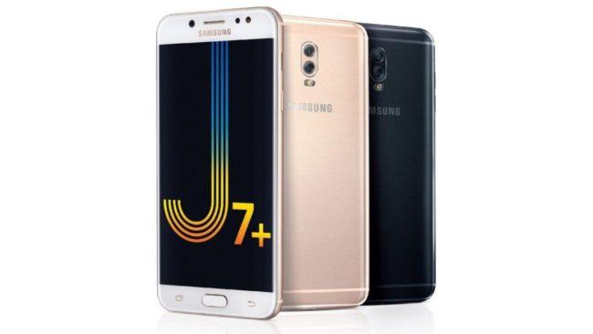 телефон Samsung Galaxy J7 2018