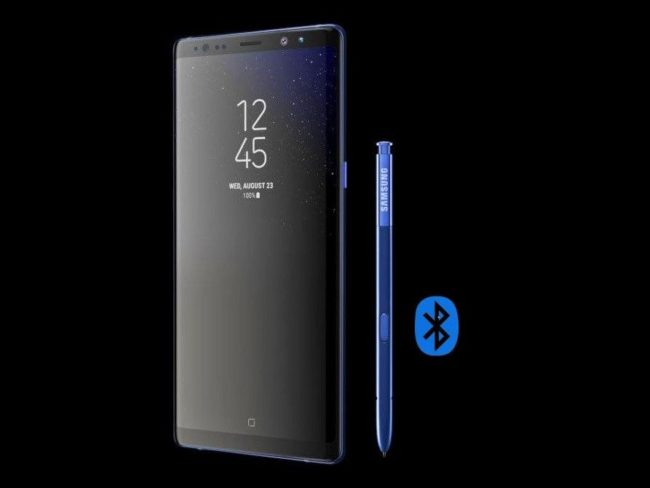 Samsung Galaxy Note 9 экран