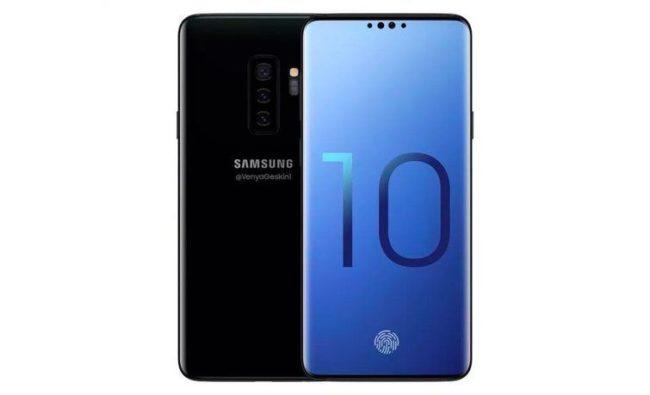 Смартфон Samsung Galaxy S10 — дата выхода, обзор