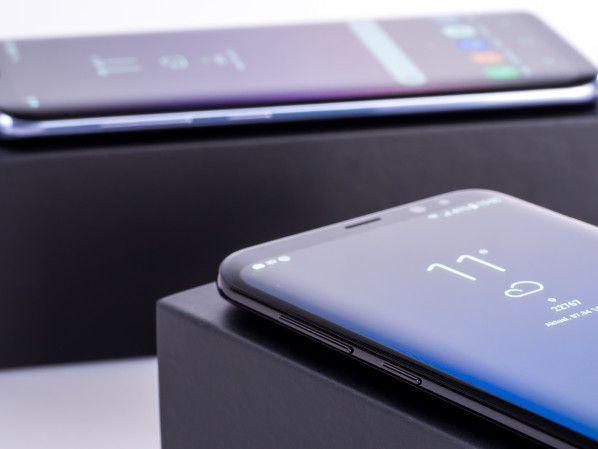 Samsung Galaxy S10 дизайн