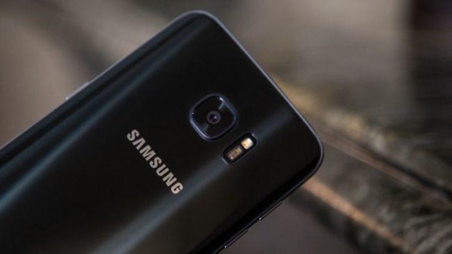 Samsung Galaxy S7 камера