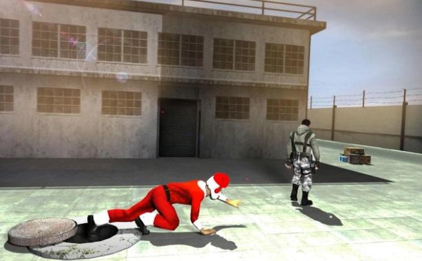 Santa Secret Stealth Mission на Андроид