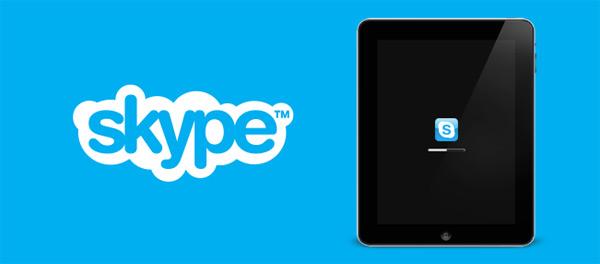Как настроить и как разговаривать по Скайпу на планшете