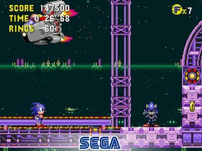 Sonic CD Classic на Андроид