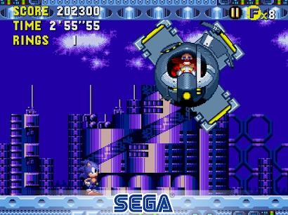 Sonic CD Classic на ПК